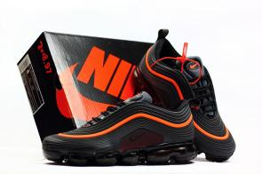 nike air vapormax 97 qs pas cher black orange line