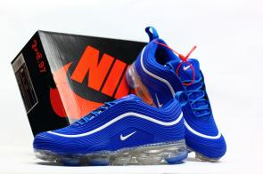 nike air vapormax 97 qs pas cher blue white
