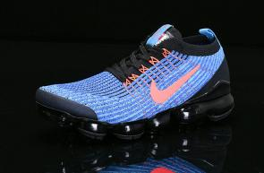 nike air vapormax flyknit id for running blue heio89-015