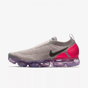 nike air vapormax flyknit se flyknit 2 gray red