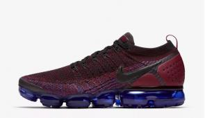 nike air vapormax flyknit se red blue