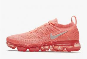 nike air vapormax flyknit se red pink