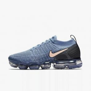 nike air vapormax flyknit se top blue