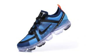 nike air vapormax hommes discount black blue