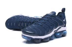 nike air vapormax plus limited edition blue white