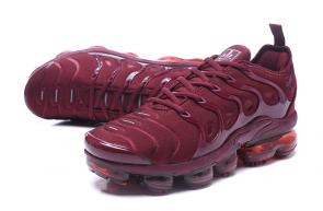 nike air vapormax plus limited edition deep red