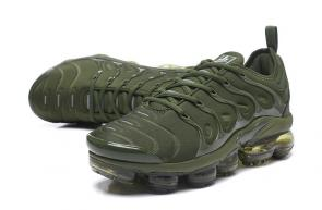 nike air vapormax plus limited edition green army