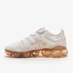 nike air vapormax run utility 2019 top white gold