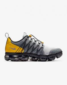 nike air vapormax run utility 2019 yello gray