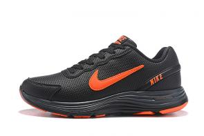 nike air zoom lunarglide+ 4 leather orange