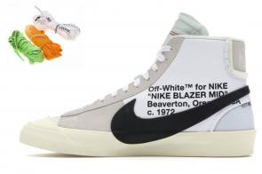 nike blazer off white high yupoo aa3832-100