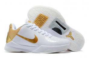 nike kobe 5 shoes buy online k5 white gold