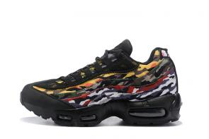 nike premium air max 95 trainers camouflage-a1 women man