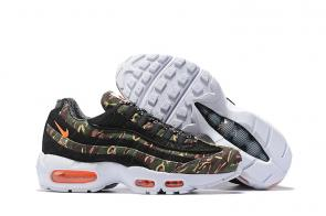 nike premium air max 95 trainers camouflage-a10 hommes