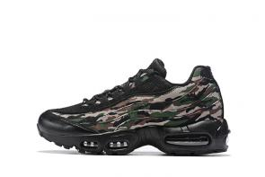 nike premium air max 95 trainers camouflage-a6 hommes