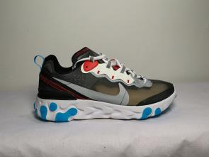 nike react element 87 colorway trainers shoes nure715