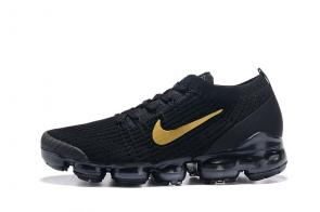 nike vapormax plus flyknit 2 homme black gold