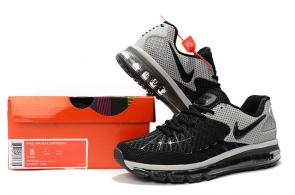 nouvelle nike air max 2018 kpu sneakers online black gray