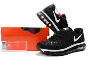 nouvelle nike air max 2018 kpu sneakers online black white