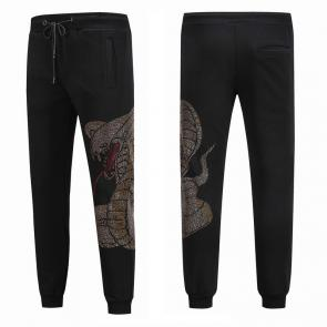 philipp plein trousers france snake