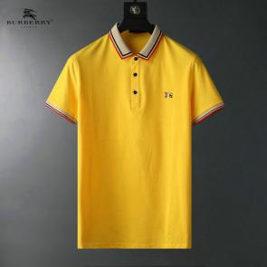 polo burberry limited edition t-shirt bu3 pony orange