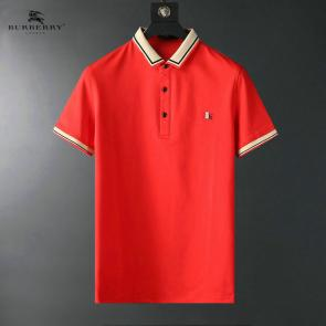 polo burberry limited edition t-shirt bu3 pony red