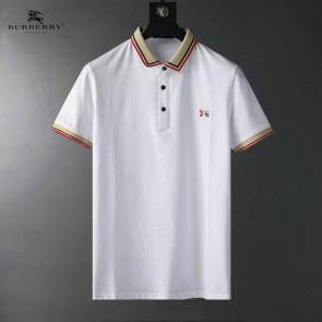 polo burberry limited edition t-shirt bu3 pony white