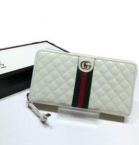 portefeuille gucci homme low price leather zip around with double g