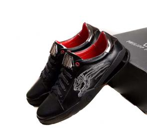 chaussures philippe mode sport tiger black