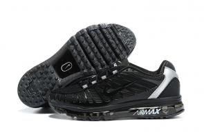 sneakers nike air max 2020 shoes fashion sport black classic