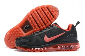 sneakers nike air max 2020 shoes fashion sport black red