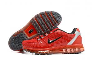 sneakers nike air max 2020 shoes fashion sport red white