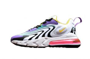 solde nike air max 270 react eng se top purple