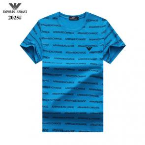 tee shirt emporio armani pour homme nouvelle collection armani logo blue