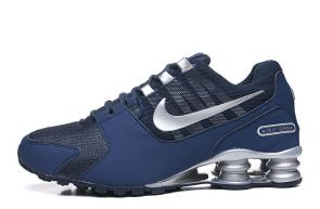tenis nike shox nz zoom avenive nz2 blue