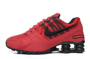 tenis nike shox nz zoom avenive nz2 red