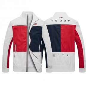 tommy nouvelle collection flag 1886 white