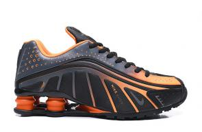trainers nike shox r4 men shoes neymar jr orange