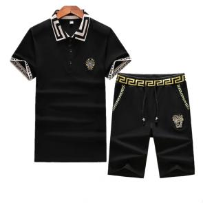 versace Tracksuit manches courtes collection classic medusa cheap