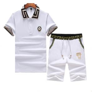 versace Tracksuit manches courtes collection classic medusa summer