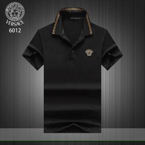 versace t-shirt cheap collection classic medusa v6012 noir