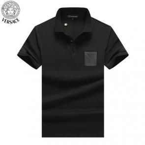 versace tee shirt prices promotions pocket noir