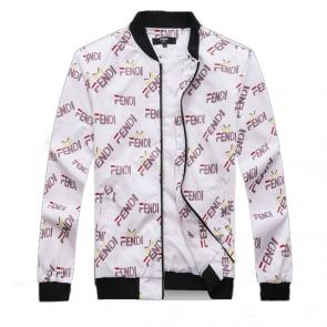 jacket fendi roma new jacket f302 3 colory white