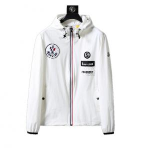 jacket moncler homme 2020 blanc fragment hoodie