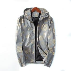 jacket versace jeans homme hiver hoodie medusa gold