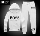 2017 survetement hugo boss training blanc running