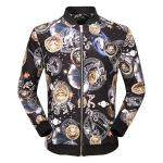 2017 tendance versace jackets de slim galaxy