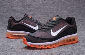 air max 2017 malaysia chaussures lifestyle orang gray