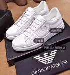 armani chaussures destock sport et mode leather white