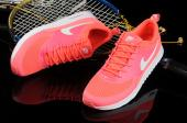 basket femmes 2016 nike air max thea sneaker top rouge